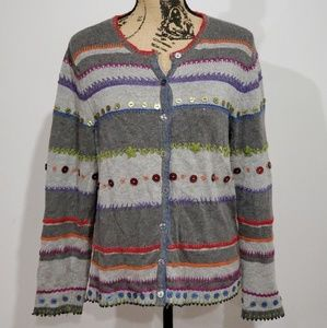 CB Whimsy Cardigan